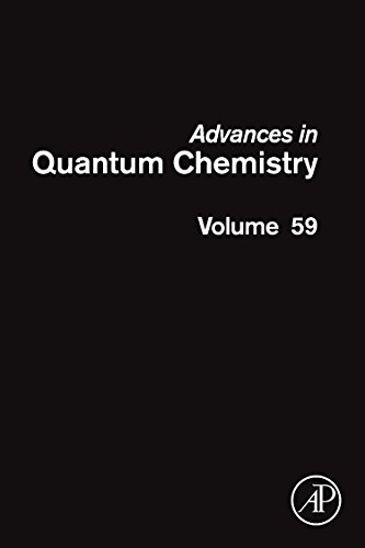 9780123808981: Combining Quantum Mechanics and Molecular Mechanics. Some Recent Progresses in QM/MM Methods, Volume 59 (Advances in Quantum Chemistry)