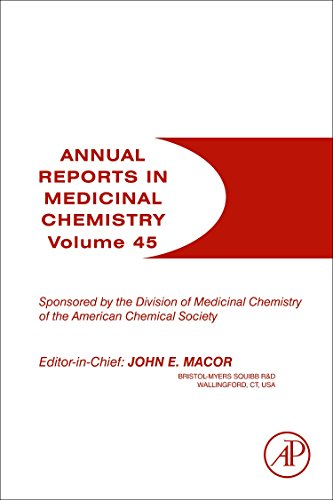 9780123809025: Annual Reports in Medicinal Chemistry, Volume 45