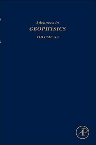 9780123809384: Advances in Geophysics, Volume 53