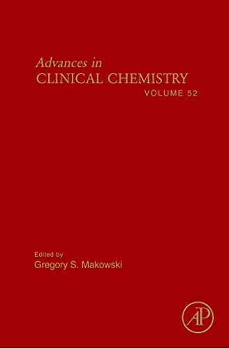 9780123809483: Advances in Clinical Chemistry, Volume 52