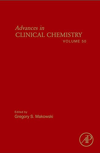 9780123809834: Advances in Clinical Chemistry, Volume 50