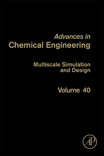 9780123809858: Multiscale Simulation and Design: 40 (Advances in Chemical Engineering)