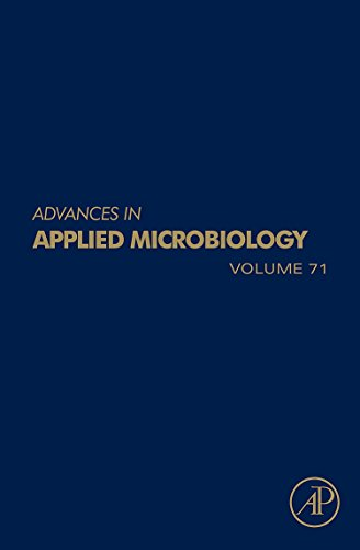 9780123809933: Advances in Applied Microbiology, Volume 71