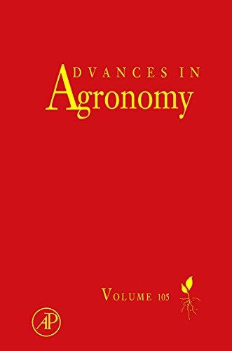 9780123810236: Advances in Agronomy, Volume 105