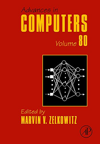 9780123810250: Advances in Computers, Volume 80