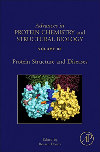 9780123812629: Protein Structure and Diseases, Volume 83 (Advances in Protein Chemistry and Structural Biology)