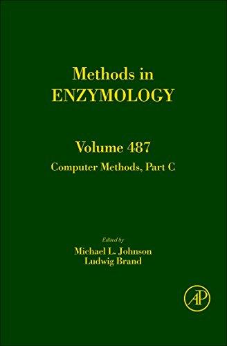 9780123812704: Computer Methods, Part C, Volume 487 (Methods in Enzymology)