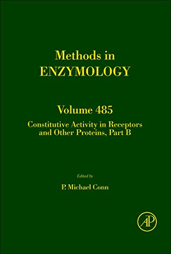 9780123812964: Constitutive activity in receptors and other Proteins, Part B, Volume 485 (Methods in Enzymology)