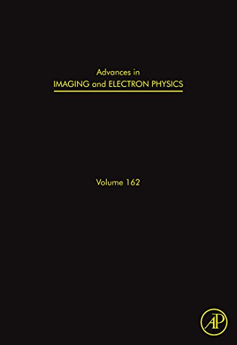 9780123813169: Advances in Imaging and Electron Physics: Volume 162: Optics of Charged Particle Analyzers (Advances in Imaging & Electron Physics)