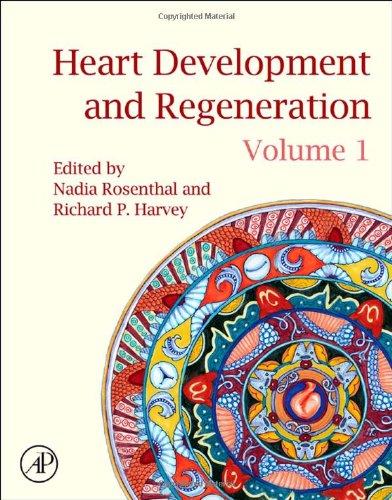 9780123813329: Heart Development and Regeneration,