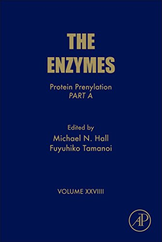 9780123813398: Protein Prenylation, Volume 29: Part A (Enzymes)