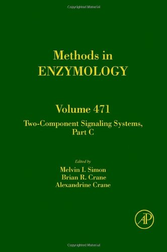9780123813473: Two-Component Signaling Systems, Part C, Volume 471 (Methods in Enzymology)