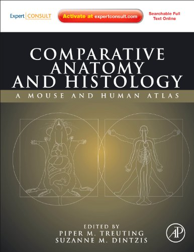 9780123813619: Comparative Anatomy and Histology