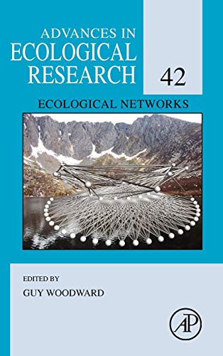 9780123813633: Ecological Networks: 42 (Advances in Ecological Research)