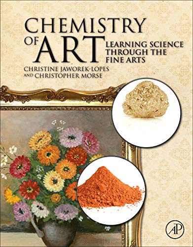 9780123813718: Chemistry of Art