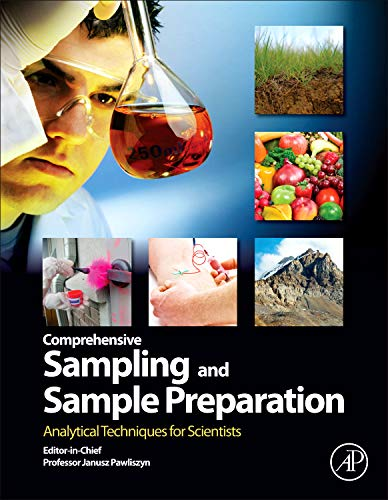 9780123813732: Comprehensive Sampling and Sample Preparation: Analytical Techniques for Scientists