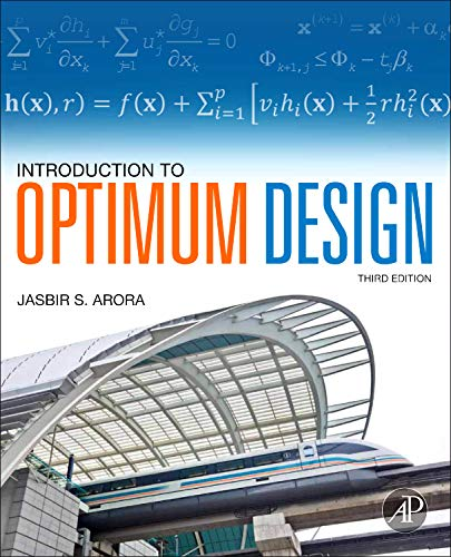 9780123813756: Introduction to Optimum Design