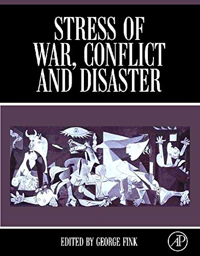 9780123813817: Stress of War, Conflict and Disaster