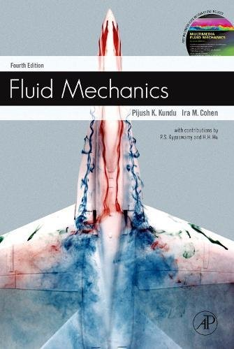 9780123813992: Fluid Mechanics with Multimedia DVD, Fourth Edition
