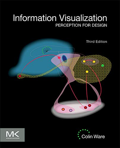 Information Visualization, Third Edition: Perception for Design: Ware, Colin