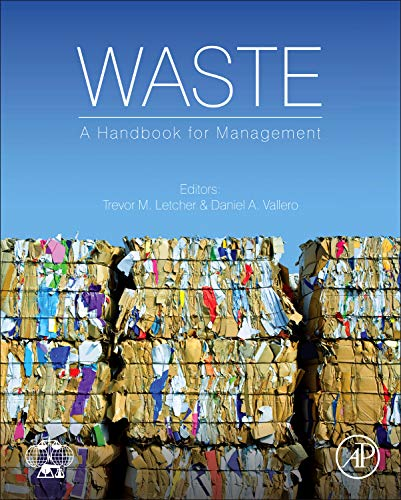 9780123814753: Waste: A Handbook for Management
