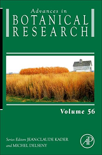9780123815187: Advances in Botanical Research, Volume 56
