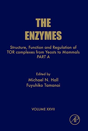 9780123815392: Structure, Function and Regulation of TOR complexes from Yeasts to Mammals, Volume 27: Part A (Enzymes)