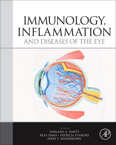 9780123819741: Immunology, Inflammation and Diseases of the Eye