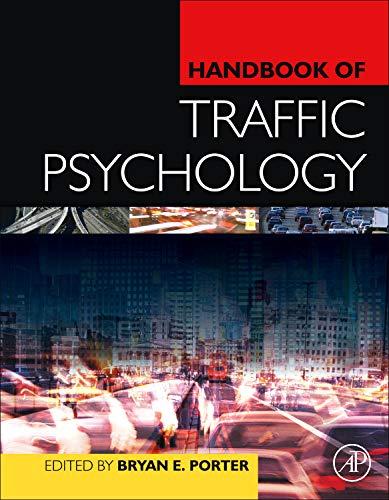 9780123819840: Handbook of Traffic Psychology