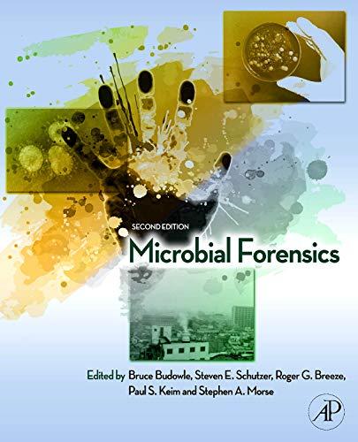 9780123820068: Microbial Forensics