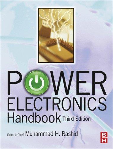 9780123820372: Power Electronics Handbook