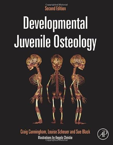 9780123821065: Developmental Juvenile Osteology, Second Edition