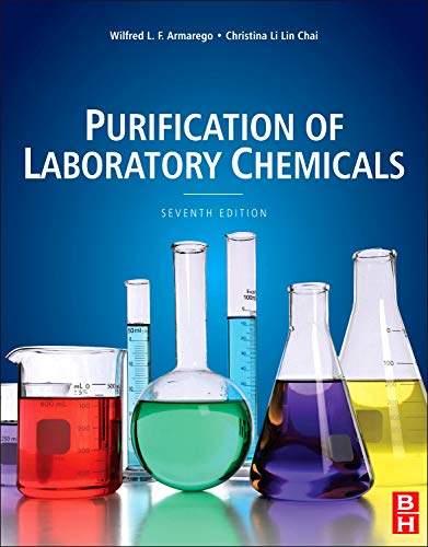 9780123821614: Purification of Laboratory Chemicals, Seventh Edition