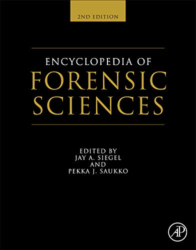 Encyclopedia of Forensic Sciences (Hardback)