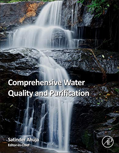 9780123821829: Comprehensive Water Quality and Purification