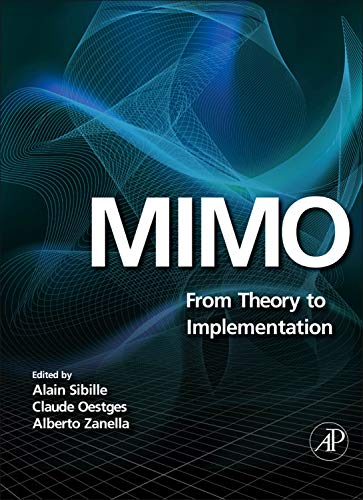 9780123821942: MIMO: From Theory to Implementation