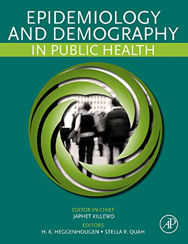 9780123822000: Epidemiology and Demography in Public Health