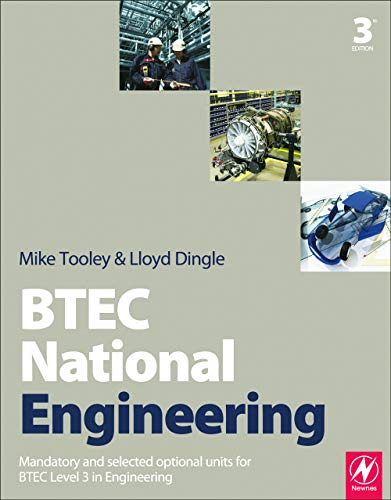9780123822024: BTEC National Engineering, 3rd ed