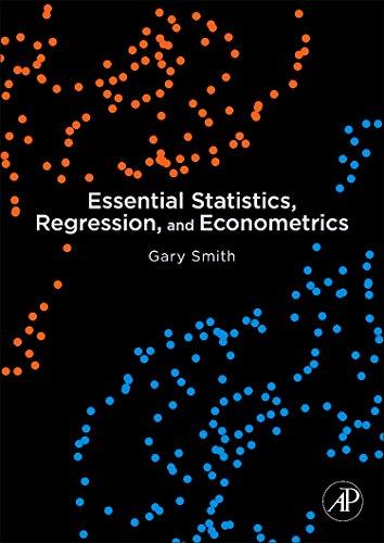 9780123822215: Essential Statistics, Regression, and Econometrics