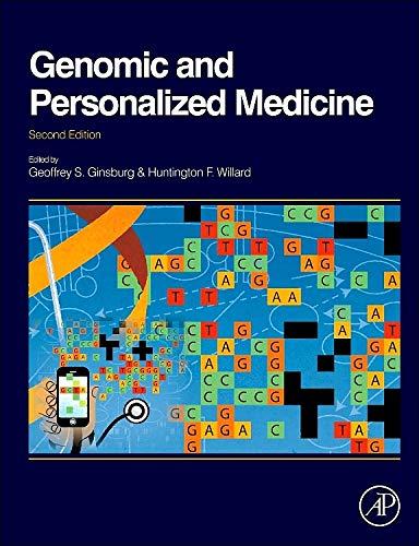 9780123822277: Genomic and Personalized Medicine: V1-2