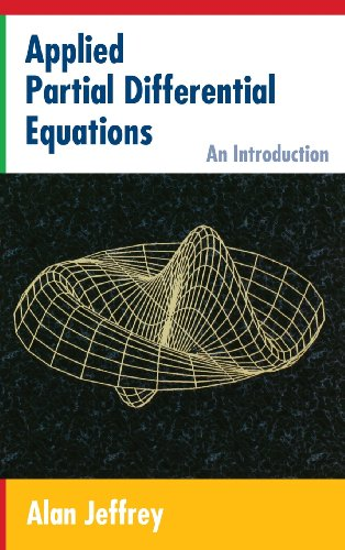 9780123822529: Applied Partial Differential Equations: An Introduction