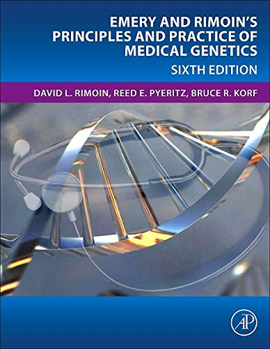 9780123838346: Emery & Rimoin's Principles and Practice of Medical Genetics (Emery and Rimoins Principles and Practice of Medical Genetics)