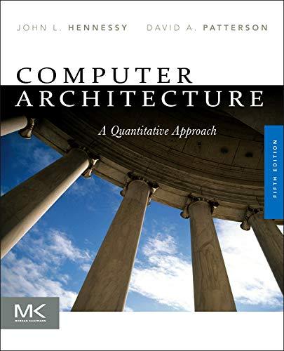 9780123838728: Computer Architecture: A Quantitative Approach
