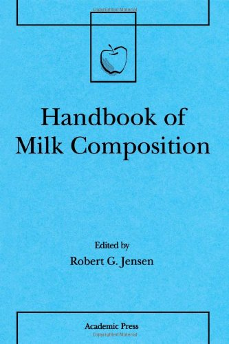 9780123844309: Handbook of Milk Composition (Food Science & Technology International (Hardcover Academic))