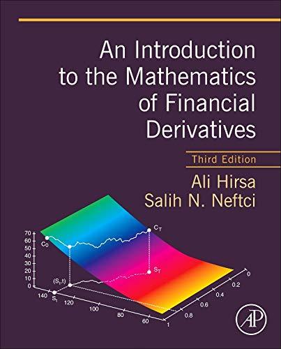 9780123846822: An Introduction to the Mathematics of Financial Derivatives, Third Edition
