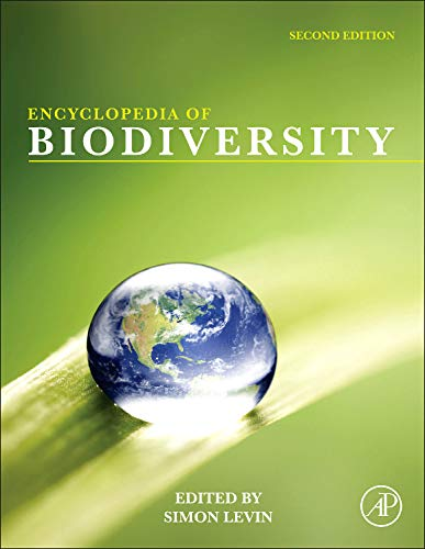 9780123847195: Encyclopedia of Biodiversity