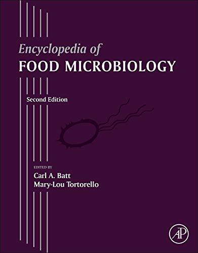 9780123847300: Encyclopedia of Food Microbiology