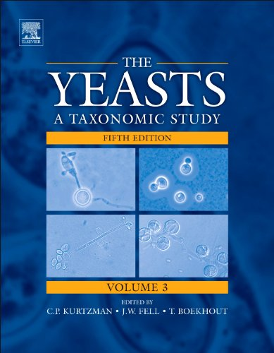 9780123848680: Yeasts, a Taxonomic Study. Vol. 3