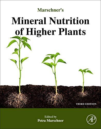 9780123849052: Marschner's Mineral Nutrition of Higher Plants