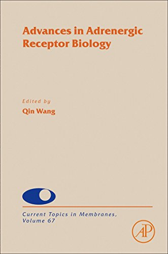 9780123849212: Advances in Adrenergic Receptor Biology, Volume 67 (Current Topics in Membranes)
